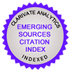 Investigaciones Geográficas en el Emerging Sources Citation Index (ESCI) de Web of Science (WoS)